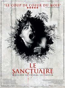 Gagnez 3×1 DVD et 2×1 BluRay du film «Sanctuaire»