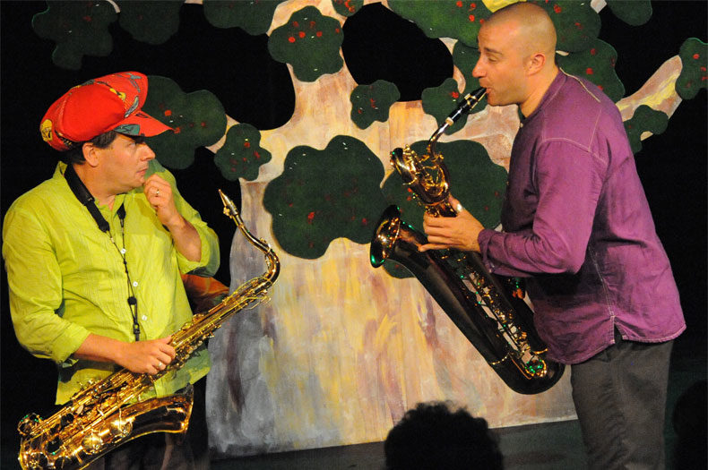 Pierre et le Loup à Jazz à la Villette