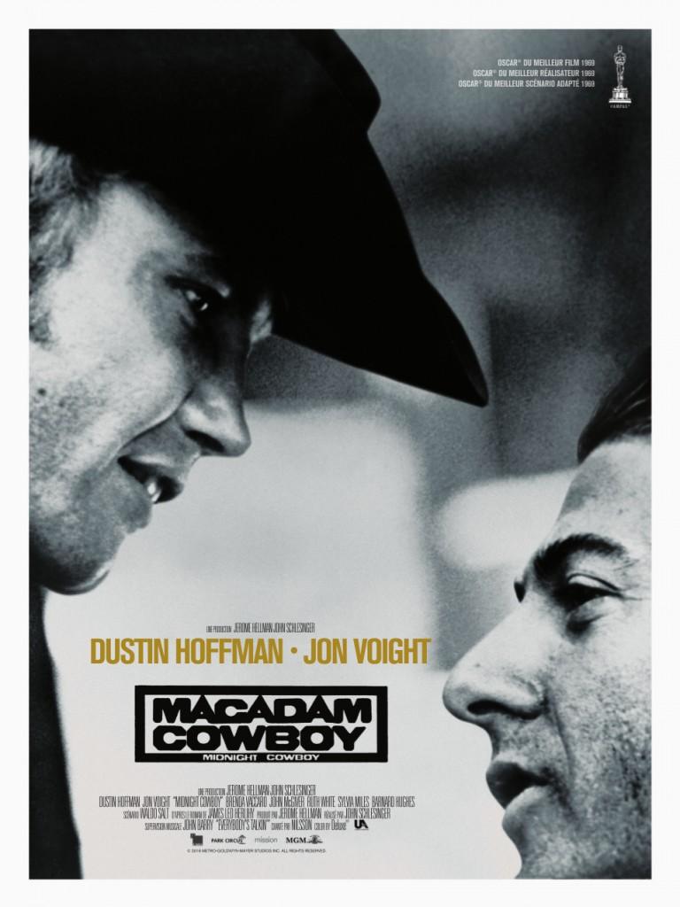 Reprise: «Macadam Cowboy» le chef-d'oeuvre de John Schlesinger avec Jon Voight et Dustin Hoffman
