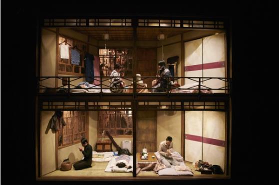 [Festival d'Automne] L'auberge de l'obscurité, petit bijou de poésie et d'humour nippon