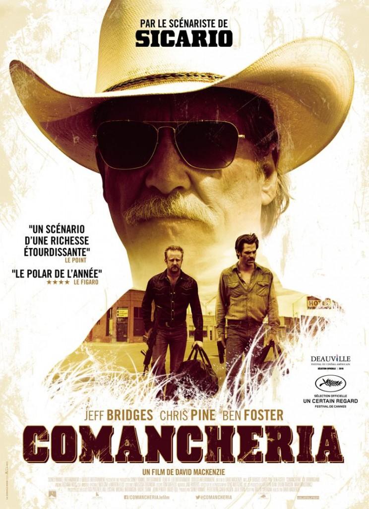 Gagnez 5×2 places pour le film « Comancheria » en salle le 7 septembre