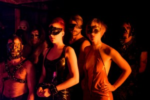 Dark Circus - Shooting Dark Side Club - Foto House of Rough Arts