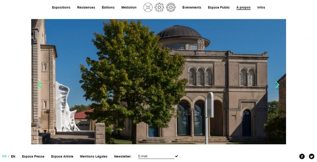 Nomination de Marie Bechetoille à la direction par interim du Centre d'art contemporain de la synagogue de Delme
