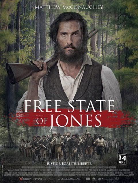 Gagnez 5 x 2 places pour le film «Free State of Jones»