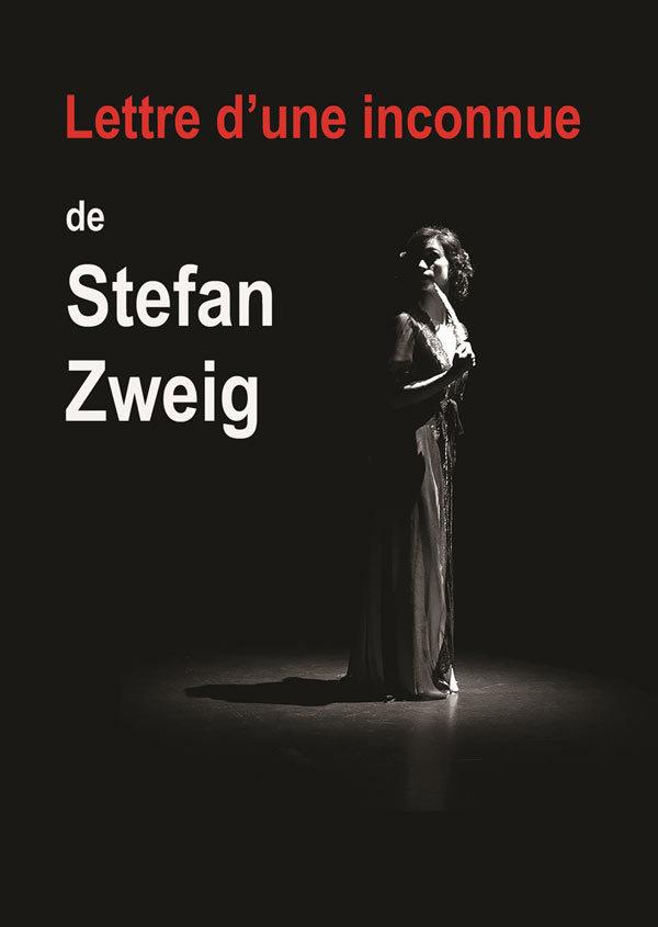 «Lettre d'une inconnue» de Stefan Zweig , mis en scène par Denis Lefrançois