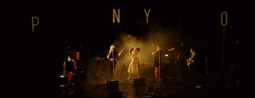 [Live Report] Paris New York Odessa au Carreau du Temple