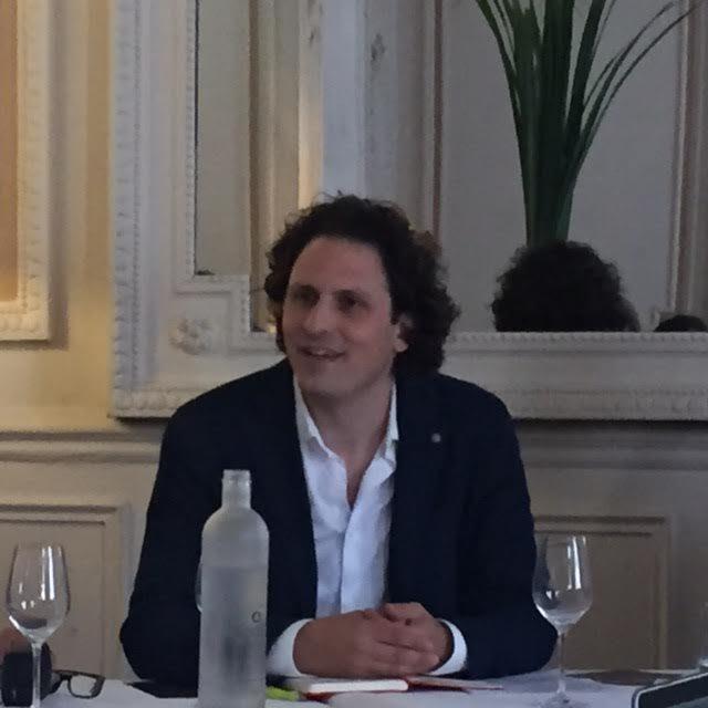 Alexandre Bloch, portrait du nouveau directeur musical de l'Orchestre National de Lille