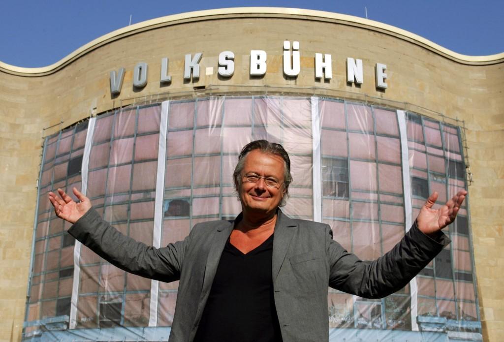 Frank Castorf, 25 ans de règne à la Volksbühne