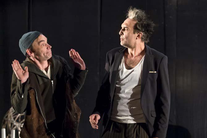 «Dom Juan» se met en scène à l'Odéon.