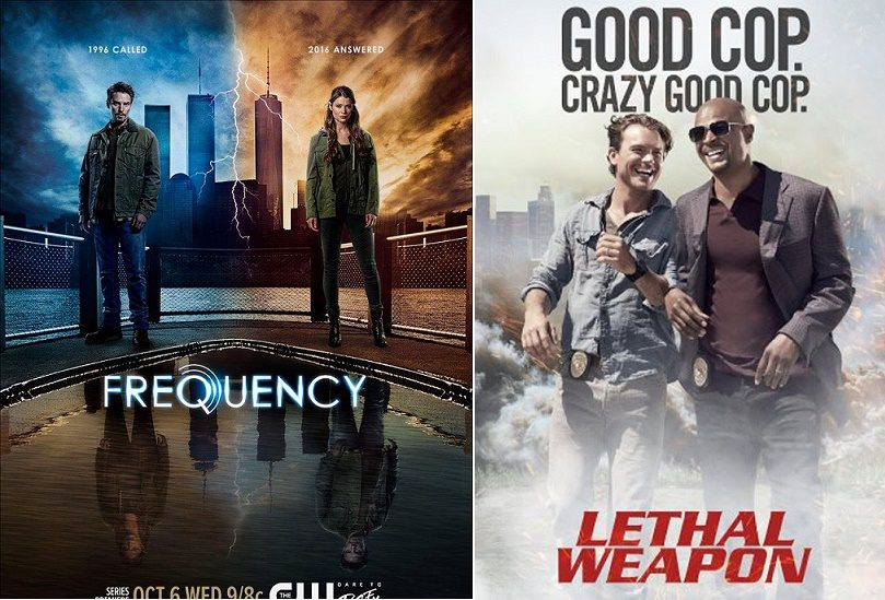 Les séries font leur rentrée : Frequency et Lethal Weapon, les nouveautés de TF1