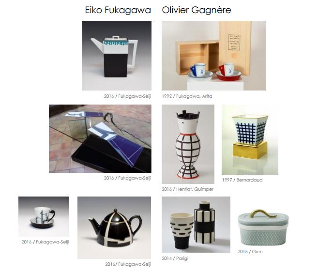 Gagnère – Fukagawa : la porcelaine entre France et japon à la galerie Maeght