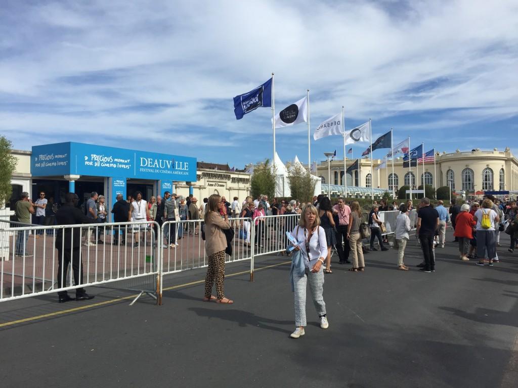 [Deauville, jour 2] Stanley Tucci et les divers rythmes de la compétition