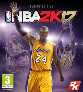 kobe bryant nba2k17 edition legend