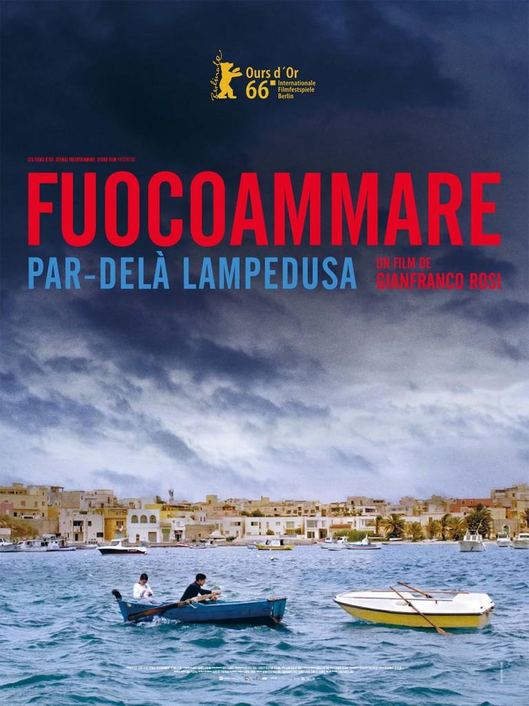 [Critique] du film documentaire « Fuocoammare » Un angle discutable pour traiter Lampedusa