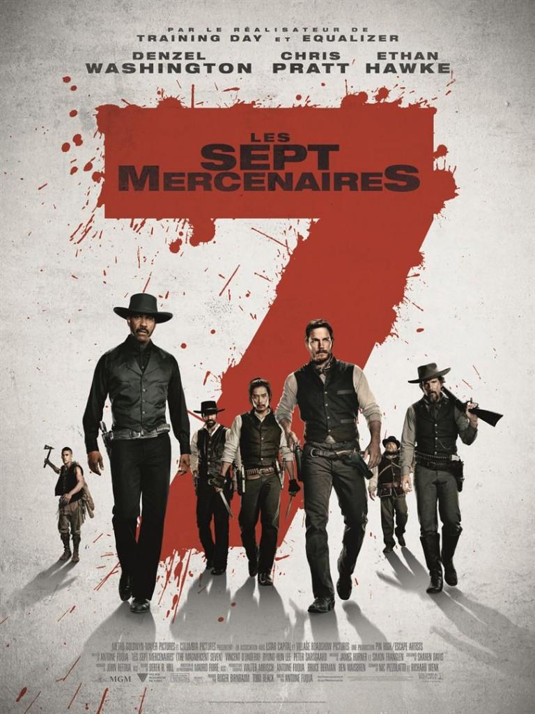 [Critique] du film « Les 7 mercenaires » Agréable western pop-corn avec Denzel Washington