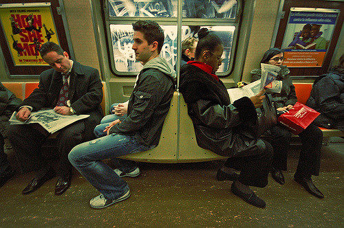 Les eBooks débarquent dans le métro New Yorkais