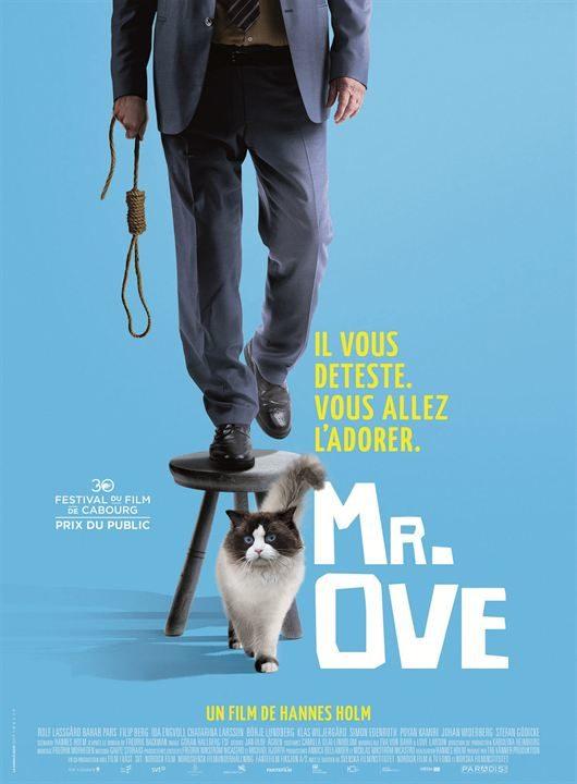 Gagnez 5×2 places pour le film Mr. Ove de Hannes Holmes en salle le 14 septembre