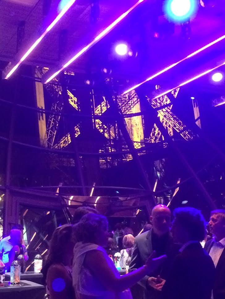 [Live-Report] Les domaines Paul Mas présentent leurs crus au commet de la Tour Eiffel