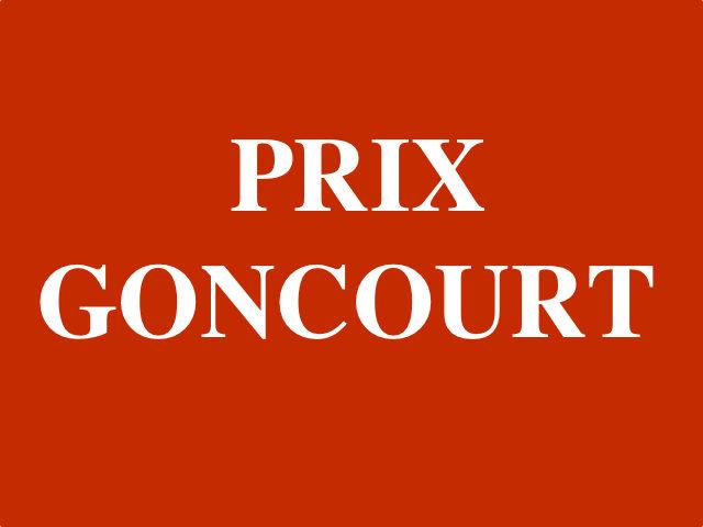 Première sélection du Prix Goncourt
