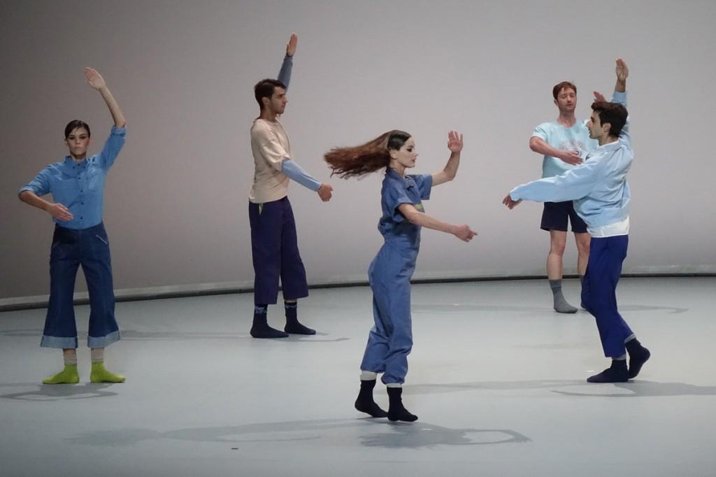 [Biennale de la Danse] Le féminisme de Mascarell et les tourbillons de Sciarroni