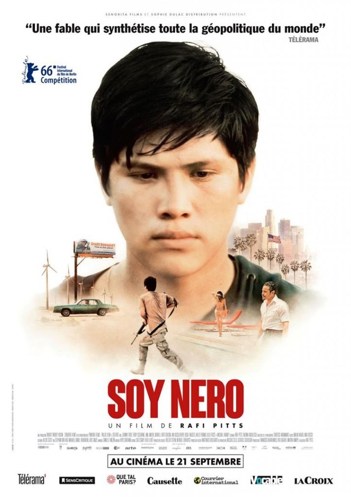 [Critique] du film « Soy Nero » Rafi Pitts, aux frontières du rêve américain