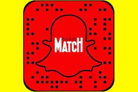 Paris Match débarque sur Snapchat