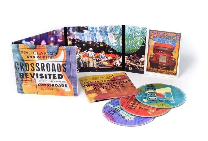 Crossroads : Clapton partage les sommets du blues pour la bonne cause