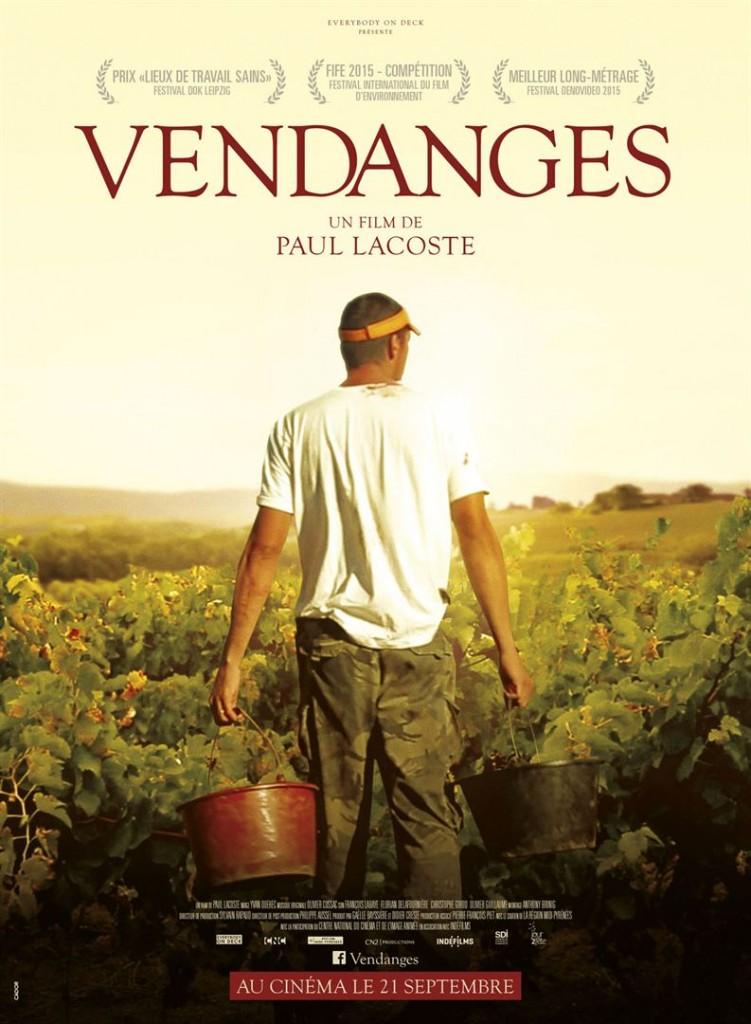 [Critique] du film documentaire « Vendanges » saisonniers, entre précarité et liberté