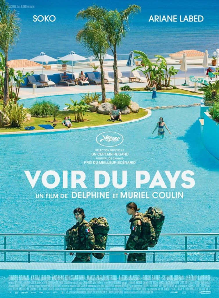 [Critique] du film « Voir du pays » Ariane Labed et Soko face au trauma de la guerre