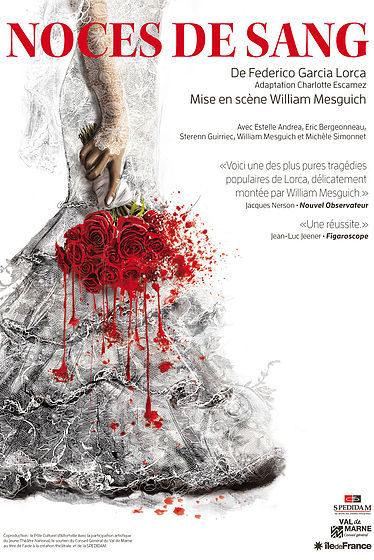 «Noces de Sang» de William Mesguich en Tournée
