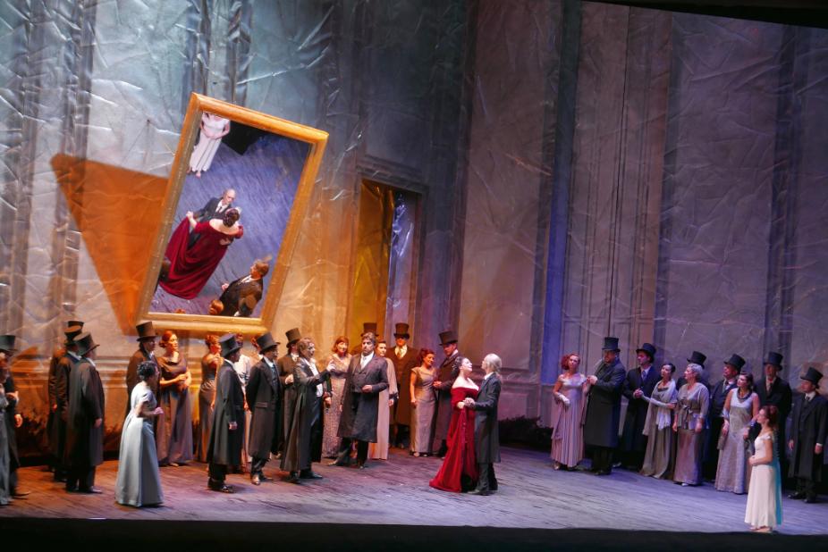 Hamlet ouvre la saison de l'opéra de Marseille