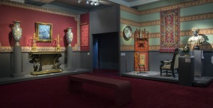 Une des salles de l'exposition © Muse?e d'Orsay - Sophie Boegly