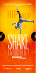 Affiche du festival SHAKE LA ROCHELLE