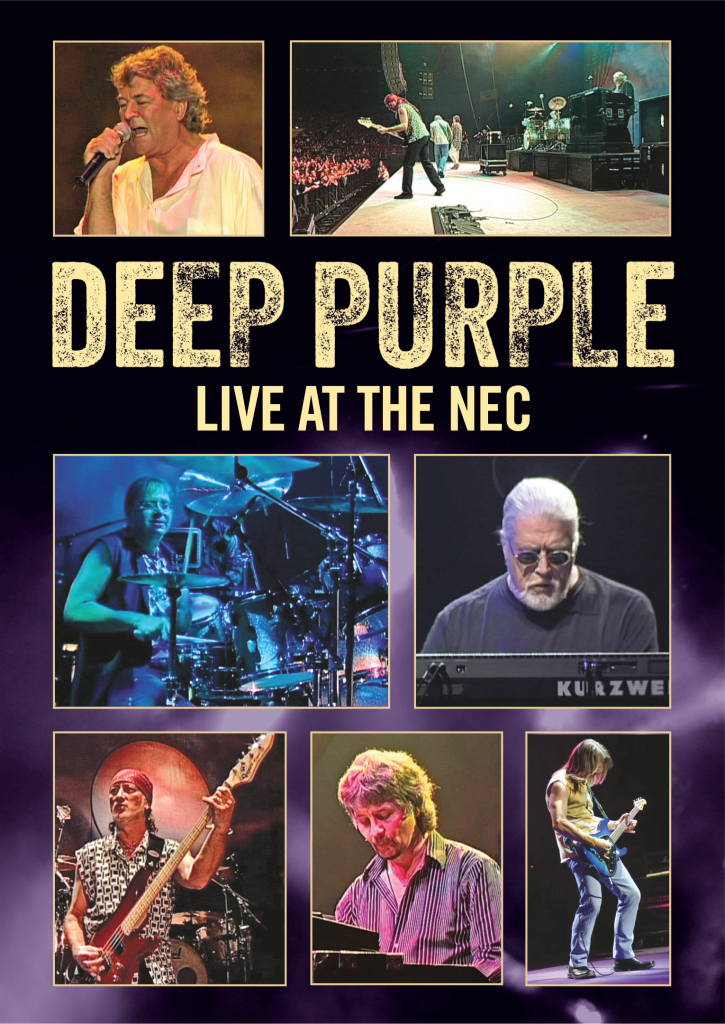 DEEP PUPLE Live At The NEC 2002