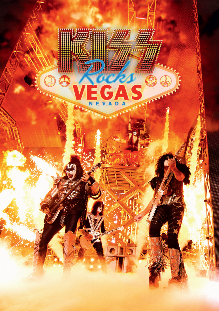 KISS Rock Vegas (Eagle)