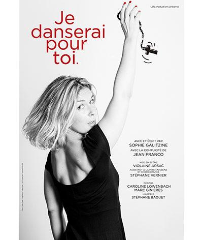 « Je danserai pour toi », entrez dans le rythme au théâtre de l'Essaïon à Paris jusqu'au 12 novembre 2016 !