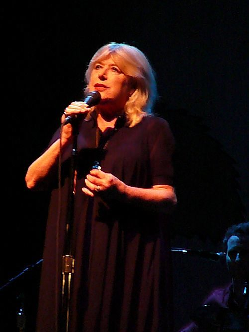 Marianne Faithfull chantera au Bataclan