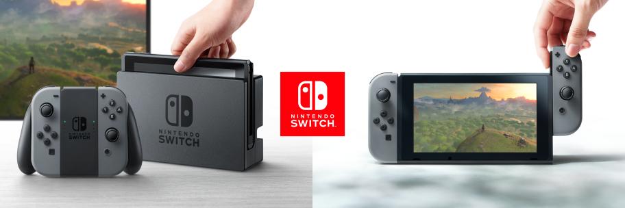 La Nintendo Switch se dévoile enfin dans une vidéo pleine de promesses !