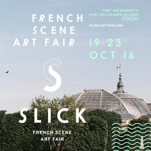 Gagnez 10×1 entrée pour la SLICK Art Fair 2016