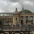 Visuel 1 - Vue du Grand Palais en vue de l'assaut