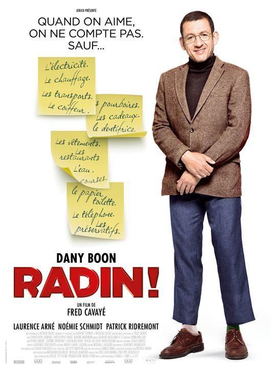 1 million d'entrées pour Radin : Dany Boon, sauveur du box-office français