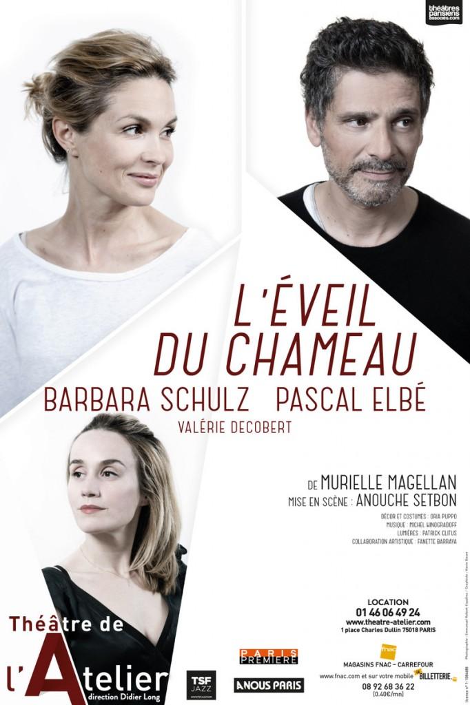 Touchante Création de «L'éveil du Chameau» au Theâtre de l'Atelier