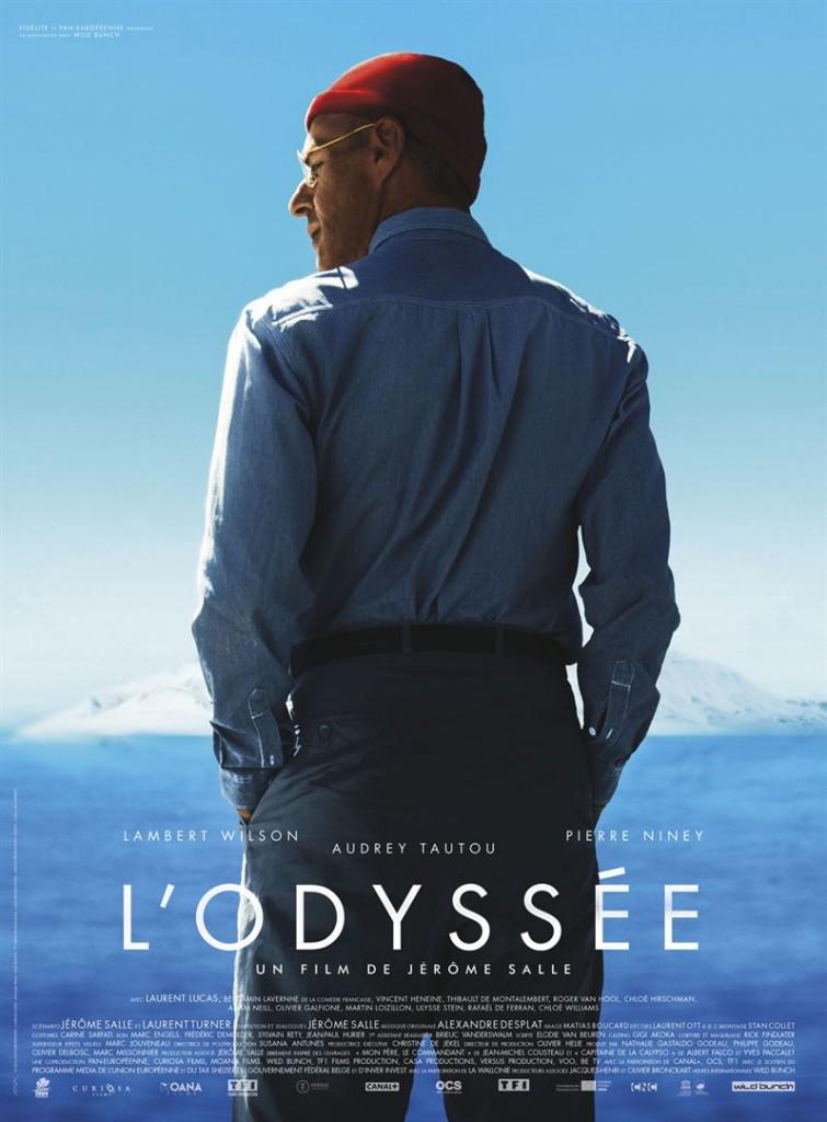 [Critique] du film « L'Odyssée » Biopic soigné sur le commandant Cousteau