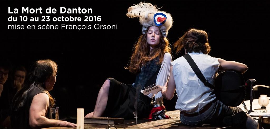 «La mort de Danton», François Orsoni met la Révolution à table, à la MC93