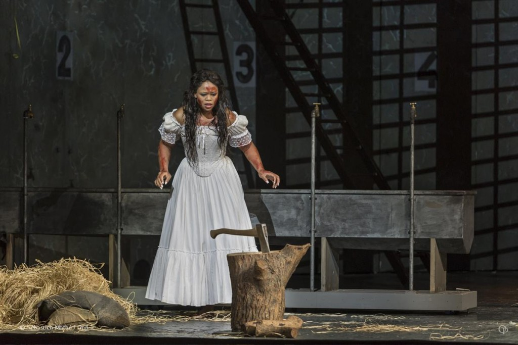 Dans la «Lucia» de Serban, la soprano Pretty Yende brille
