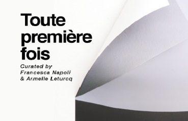 «Toute Première fois» : 40 artistes présentent leur oeuvre inaugurale au 22 Visconti