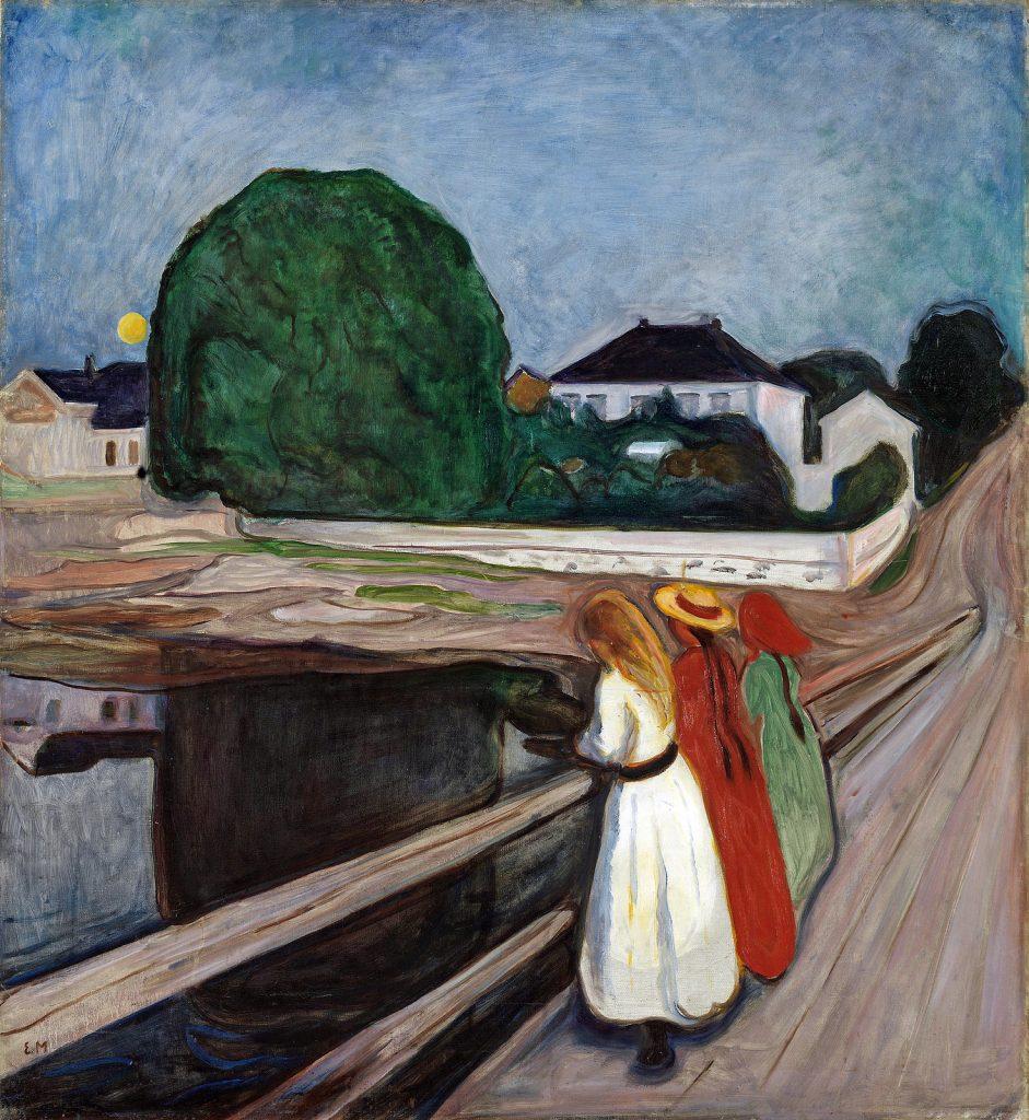 Une oeuvre de Munch adjugée à 54,5 Millions de dollars