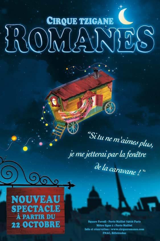 Le cirque Romanès réchauffe les âmes, les corps et les coeurs