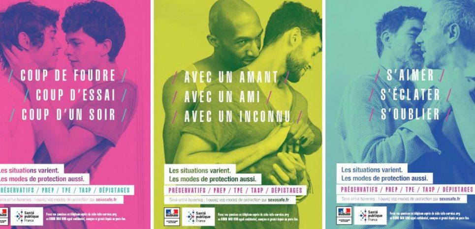 Campagne VIH : «Si on avait eu un couple hétérosexuel sur les photos, rien de tout ça ne serait arrivé» affirme le président d'AIDES