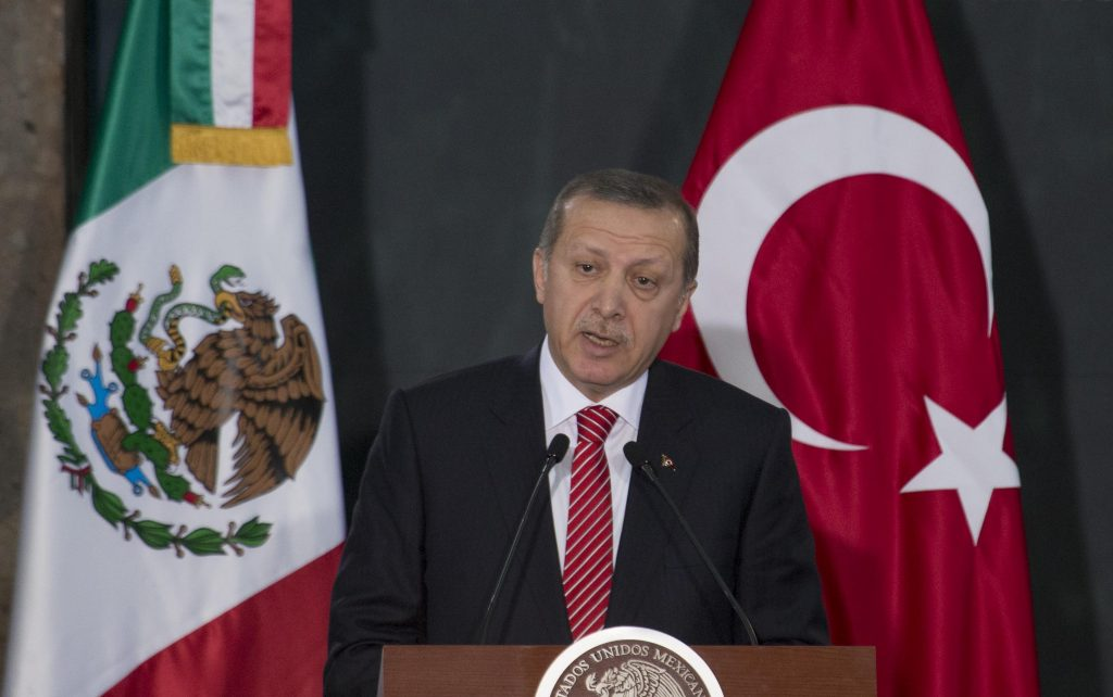 Les 5 décisions liberticides d'Erdogan en Novembre 2016